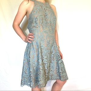 Dress The Population Lace Party Dress